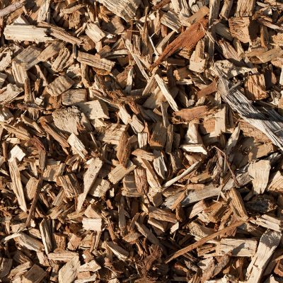 100% renewable sustainable wood chips