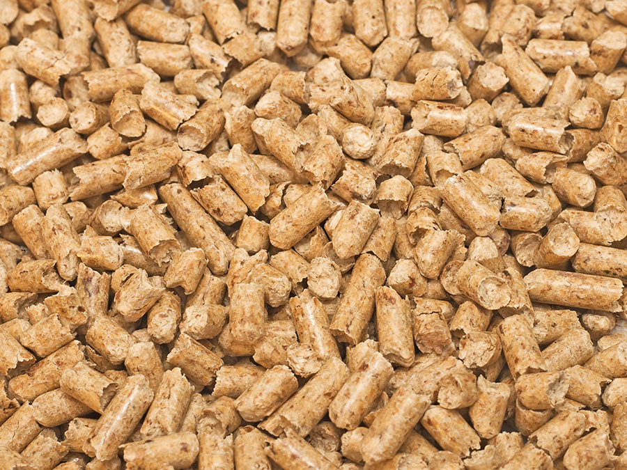 sustainable wood pellet biomass for sale