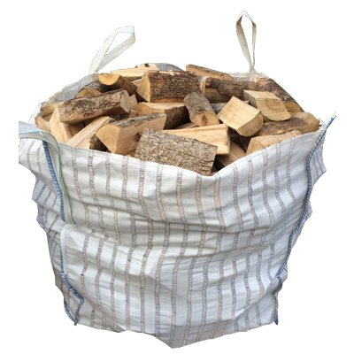 a bag of bulk logs for sale in Shropshire